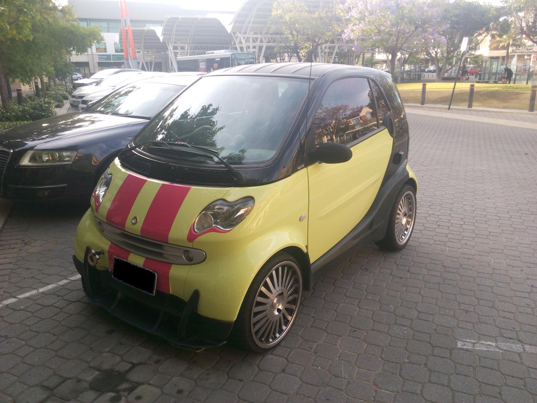 2014 Smart Car Panto
