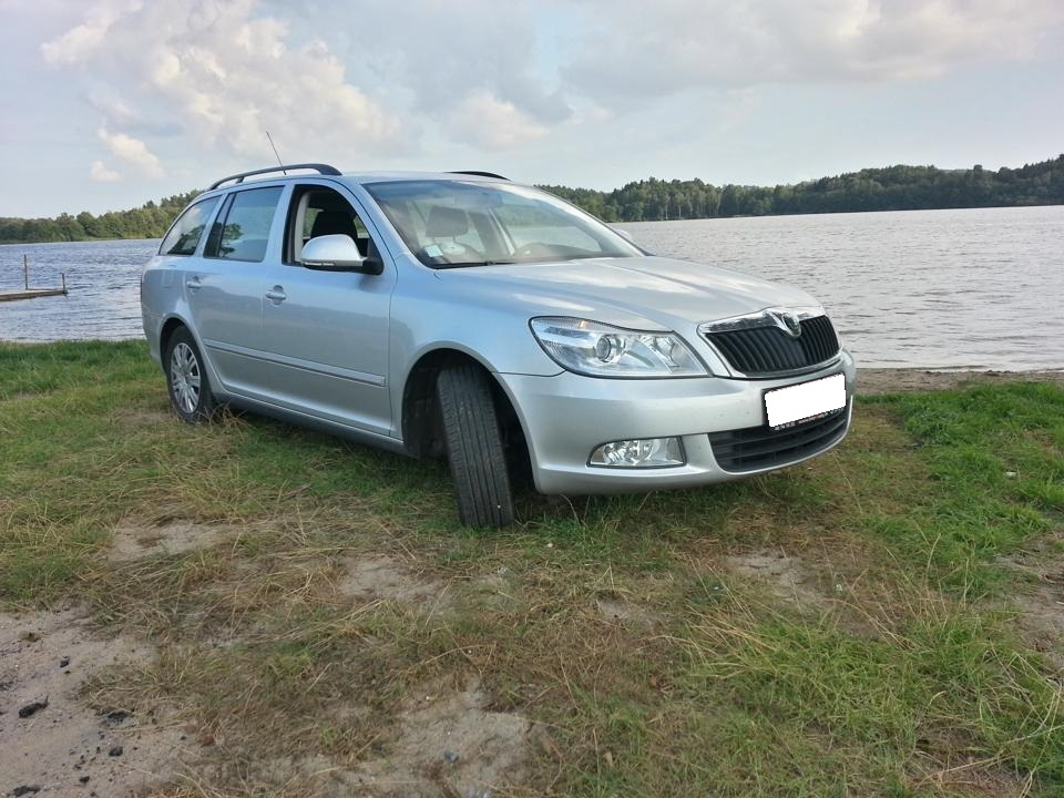 I Own This Skoda Octavia 1 6 Tdi And I Was Thinking What You Guys