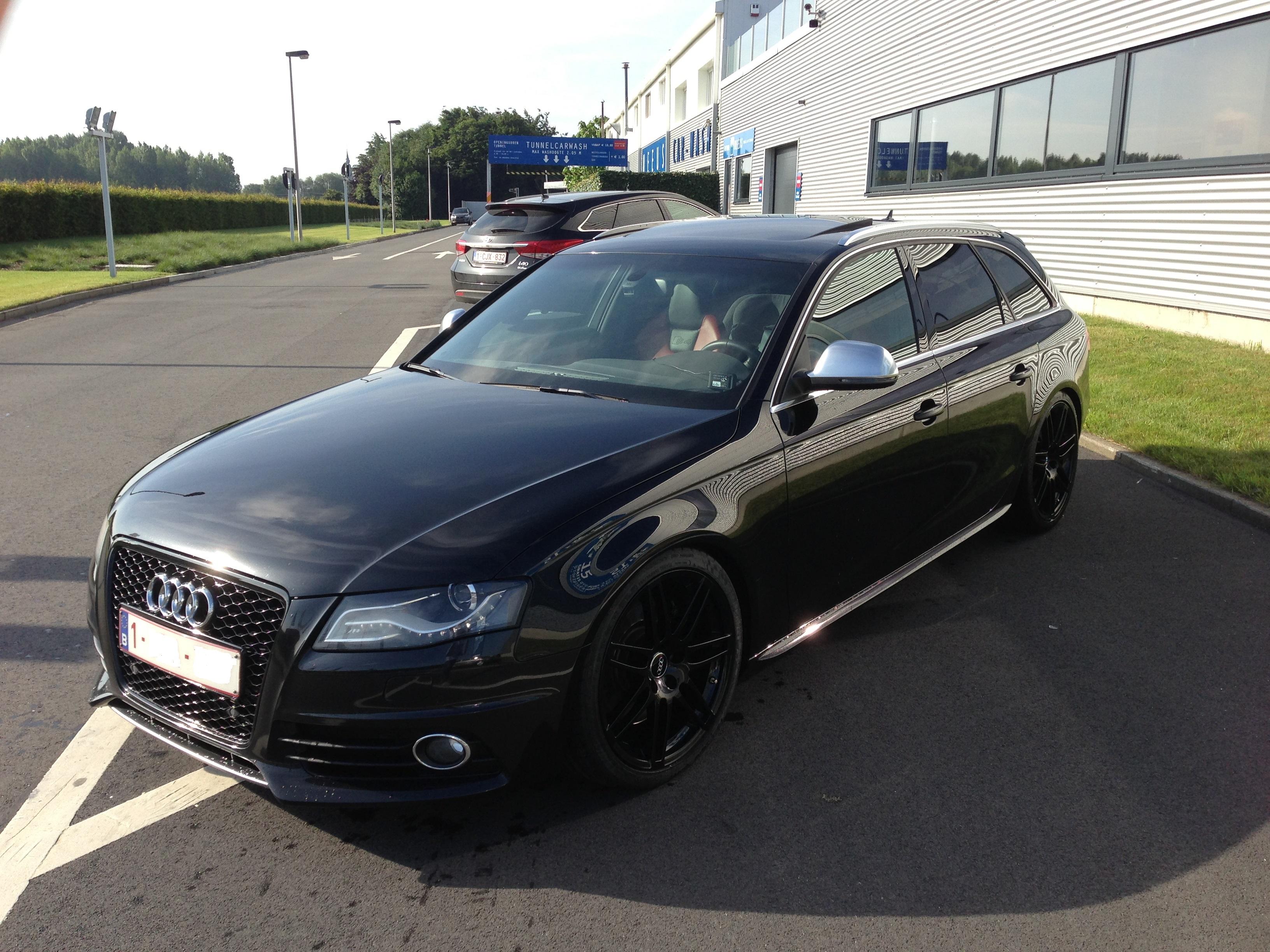 Kekurangan Audi S4 2009 Review
