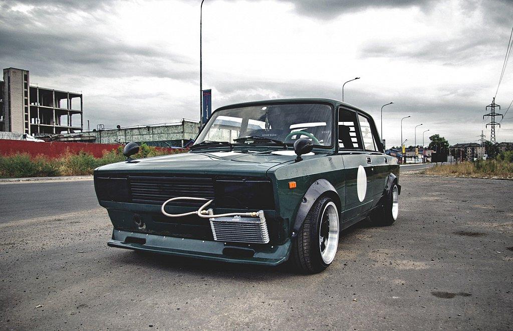 Lada 2105 Shakotan Style