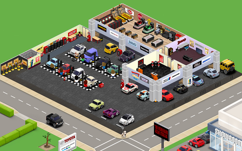Car Town Motors >> Who Remember Car Town From Facebook Games