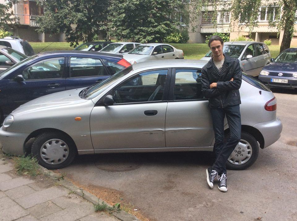 1998 Daewoo Lanos 1.5 SX