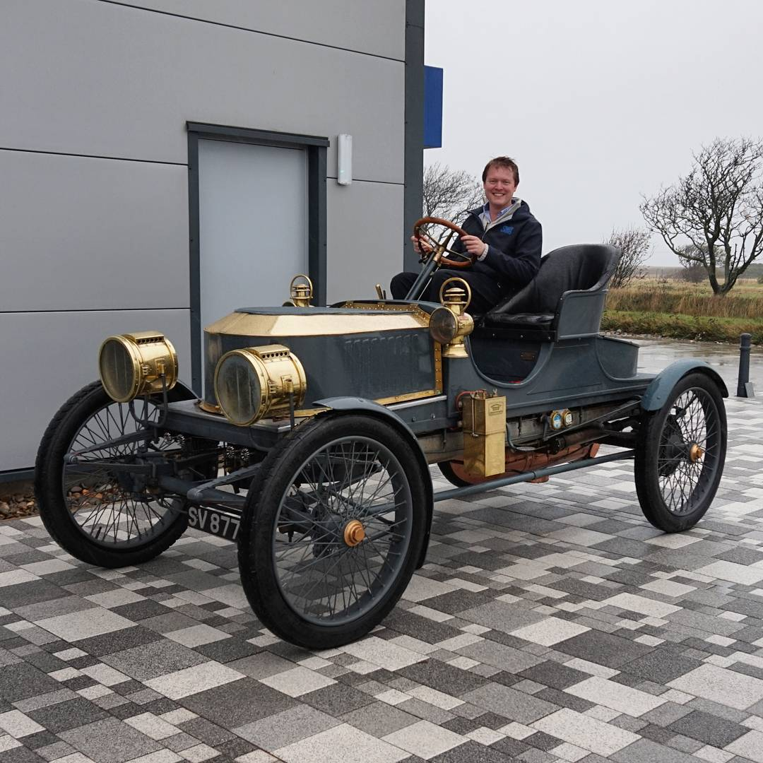 Old Steam Powered Cars