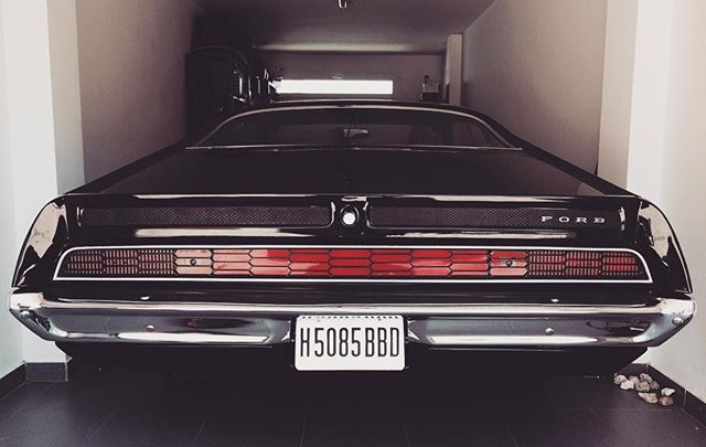 1970 Ford Torino Tail Lights