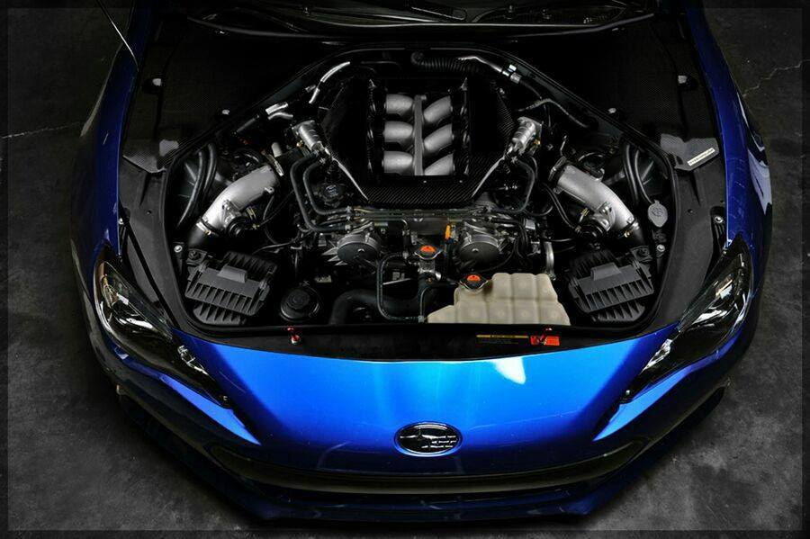 What do you think about this kind of engine swap in BRZ/GT86