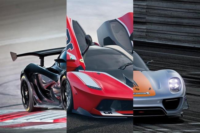 Mclaren P1 Vs Ferrari LaFerrari Porsche 918 We All Wanted That