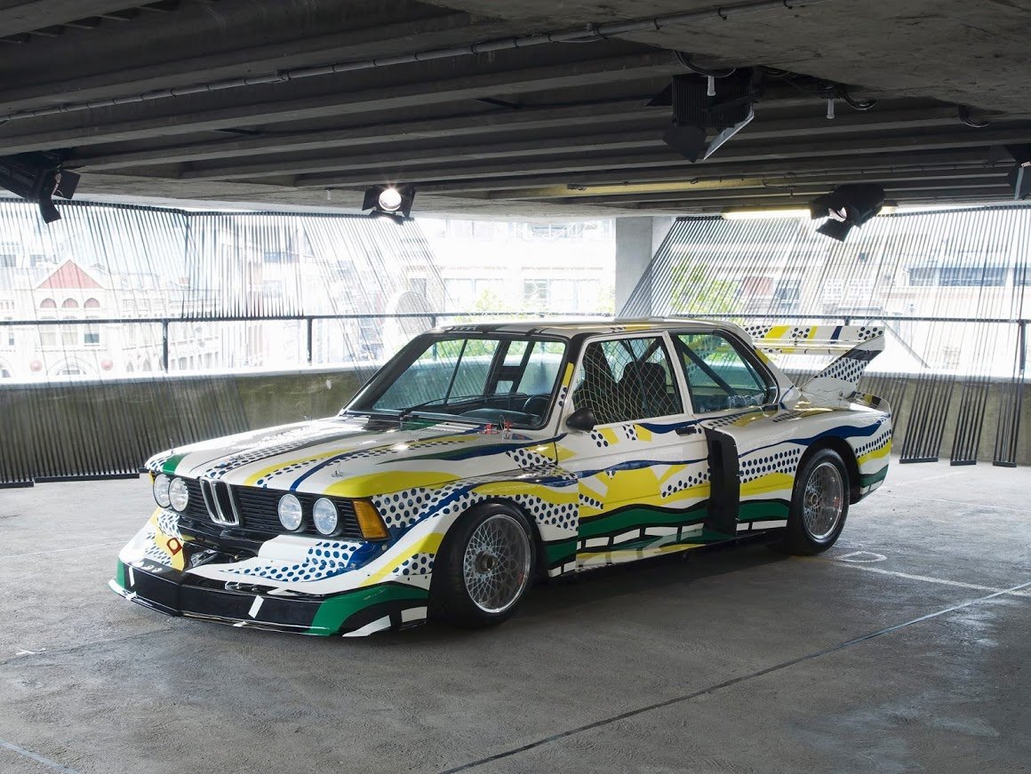 I think bmw had the best paint jobs on their race cars for Best car paint
