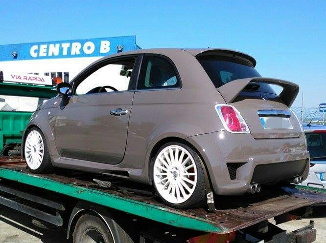 2008 Fiat 500 Cup Limited Edition