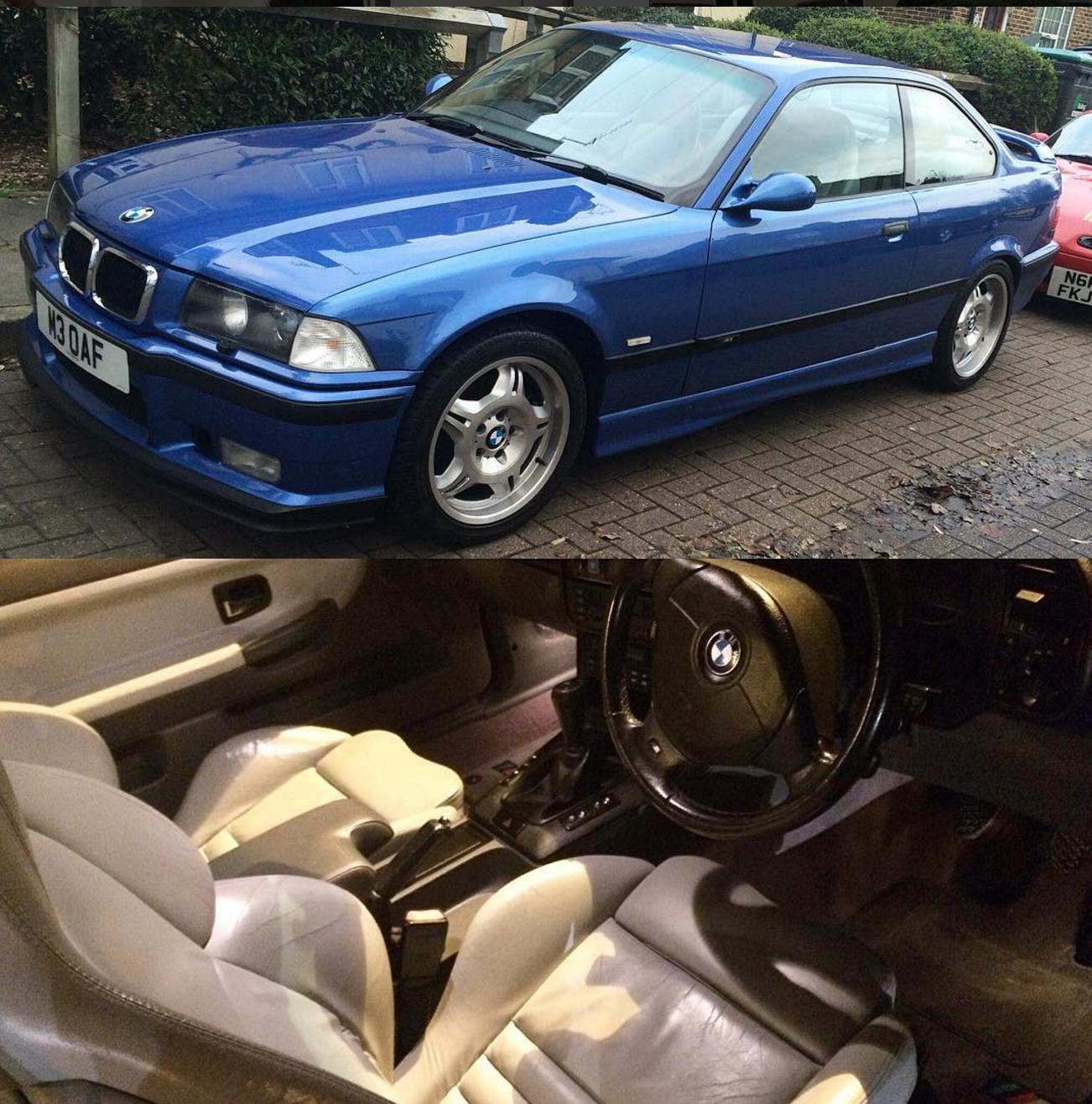 1997 Bmw M3: 1997 BMW BMW E36 M3 Evo