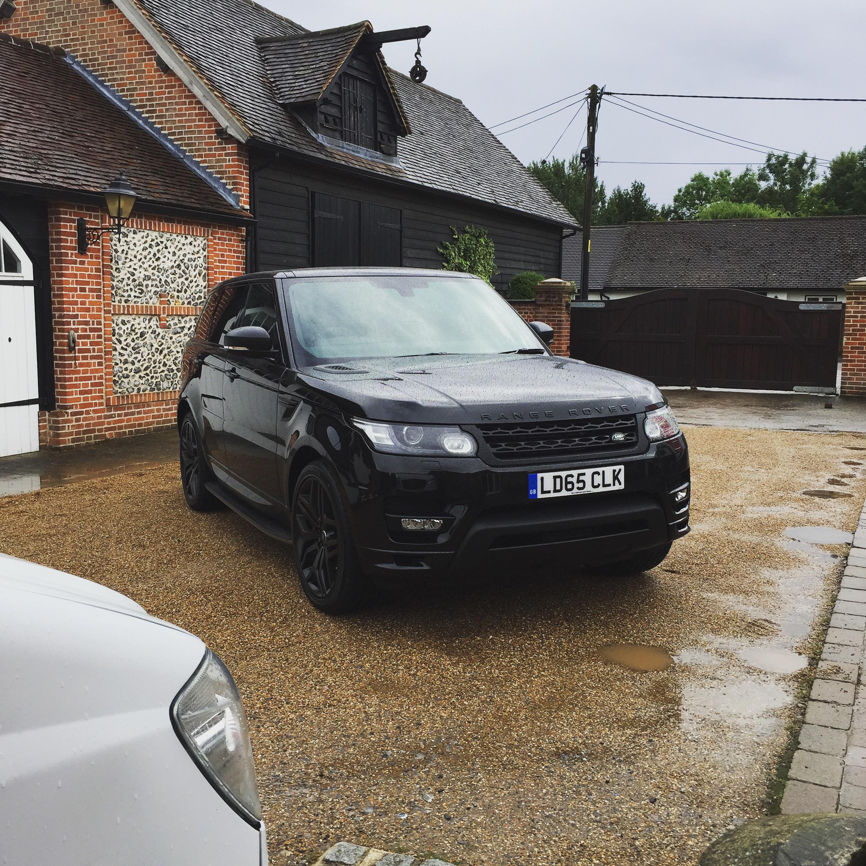 2015 Land Rover Range Rover Sport Black Edition