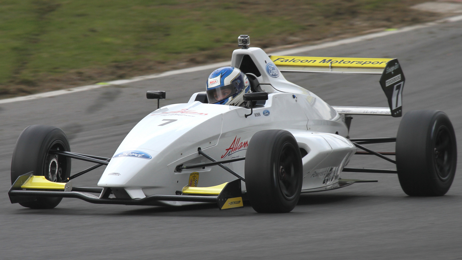 2013 Ford Formula Ford Ecoboost 200