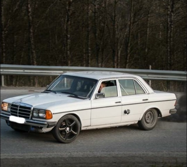 Should I Buy This Mercedes W123 With A Om606 Turbo With A