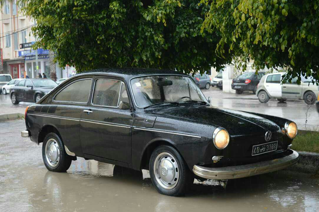 Volkswagen Type 3 Fastback 1600 being sold , a 1973 classic