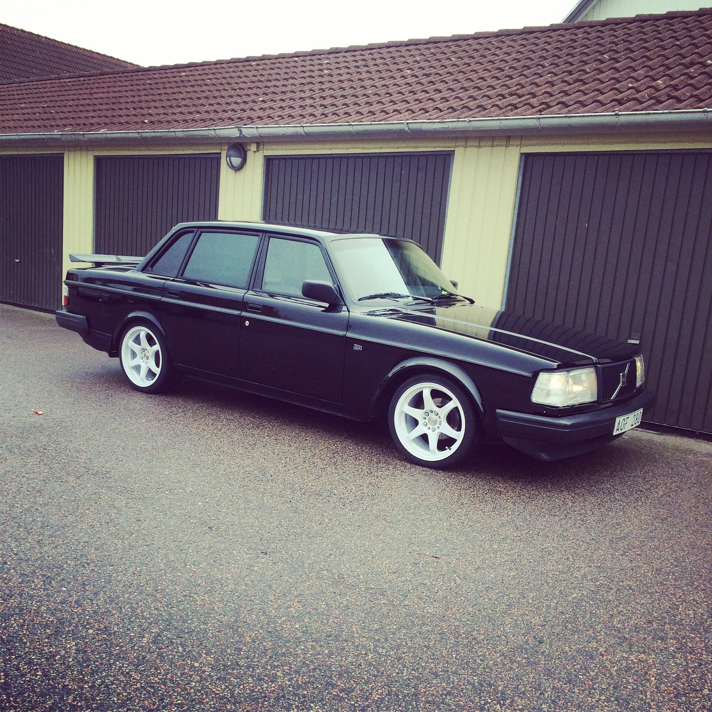 1987 Volvo 240 GLT
