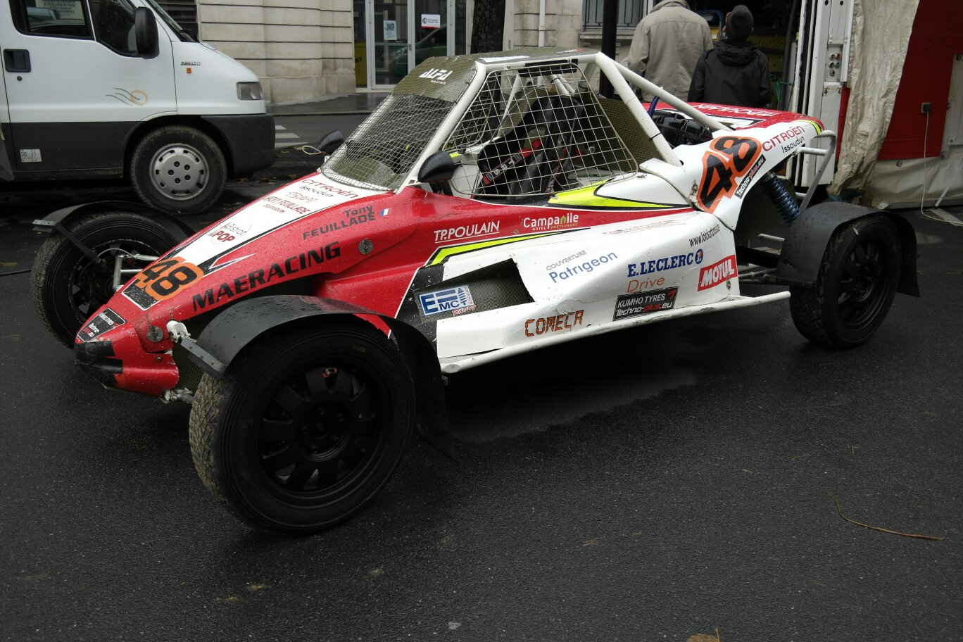 Autocross Buggy 1600