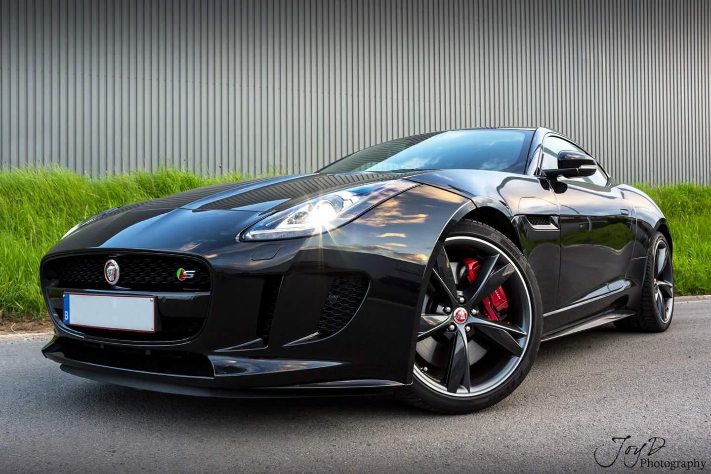 Jaguar FType S Coupe - 2015 jaguar f type s