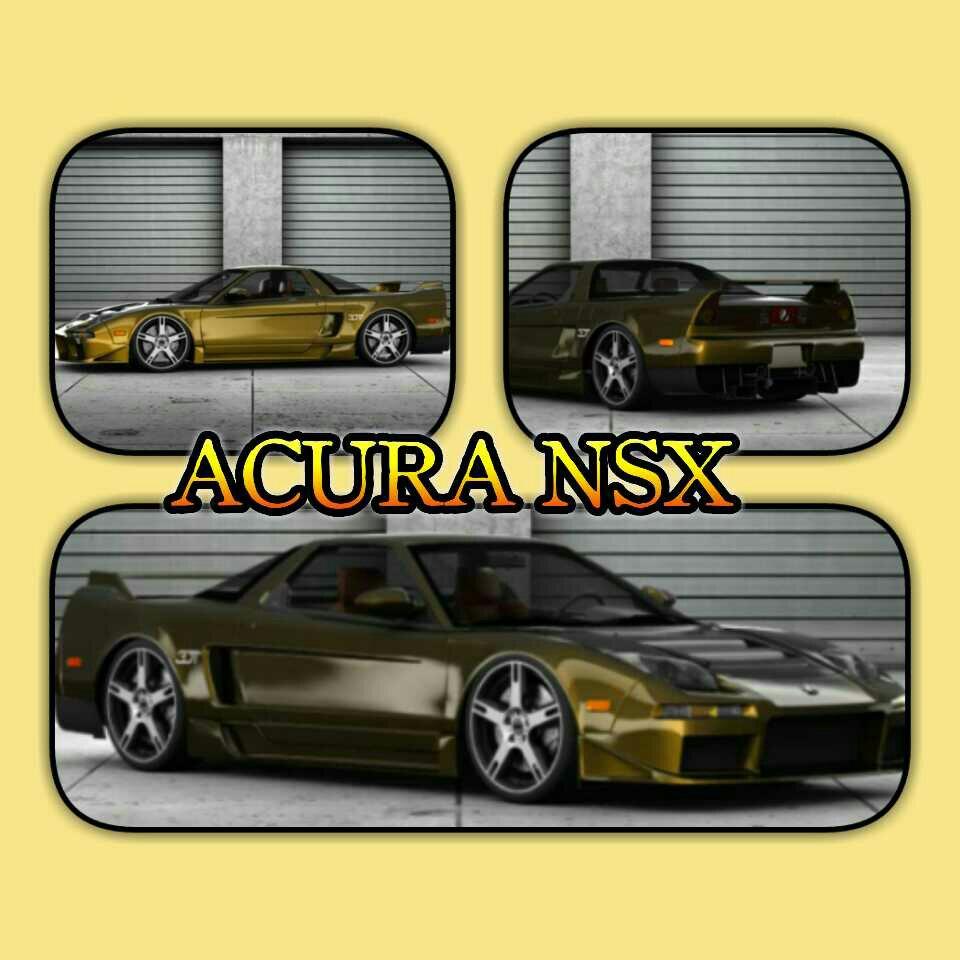 I Tuned This Acura Nsx