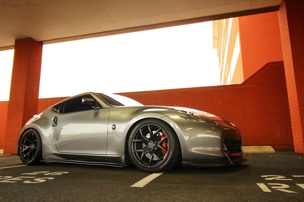 2011 nissan 370z for Garage nissan terville 57