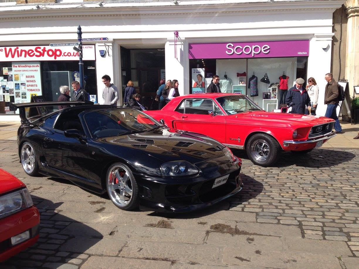 Car Shows Near Me >> Tbt Taken By Me At The Hitchin Market Classic Car Show Earlier In