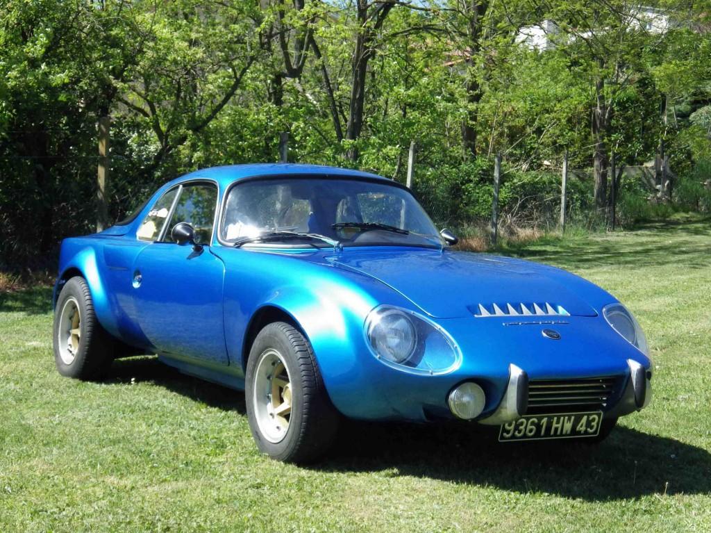 Otto Mobile 1966 Matra Djet 5 S Gendarmerie BRI Blue LE of 100 1 ...