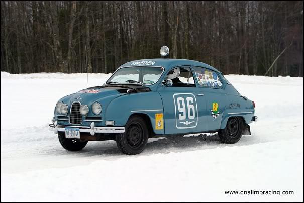 Saab  Stroke Rally Car