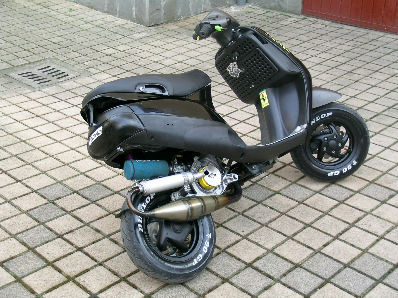 Piaggio Zip Sp Who Think This Is The Best Piaggio Ever Made