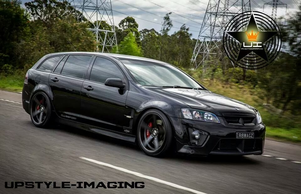 What Does Everyone Think Of The Hsv R8 Tourer Insane