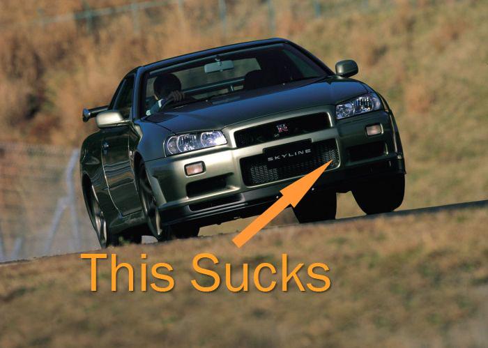 7 Reasons Why Owning A Nissan Skyline Sucks