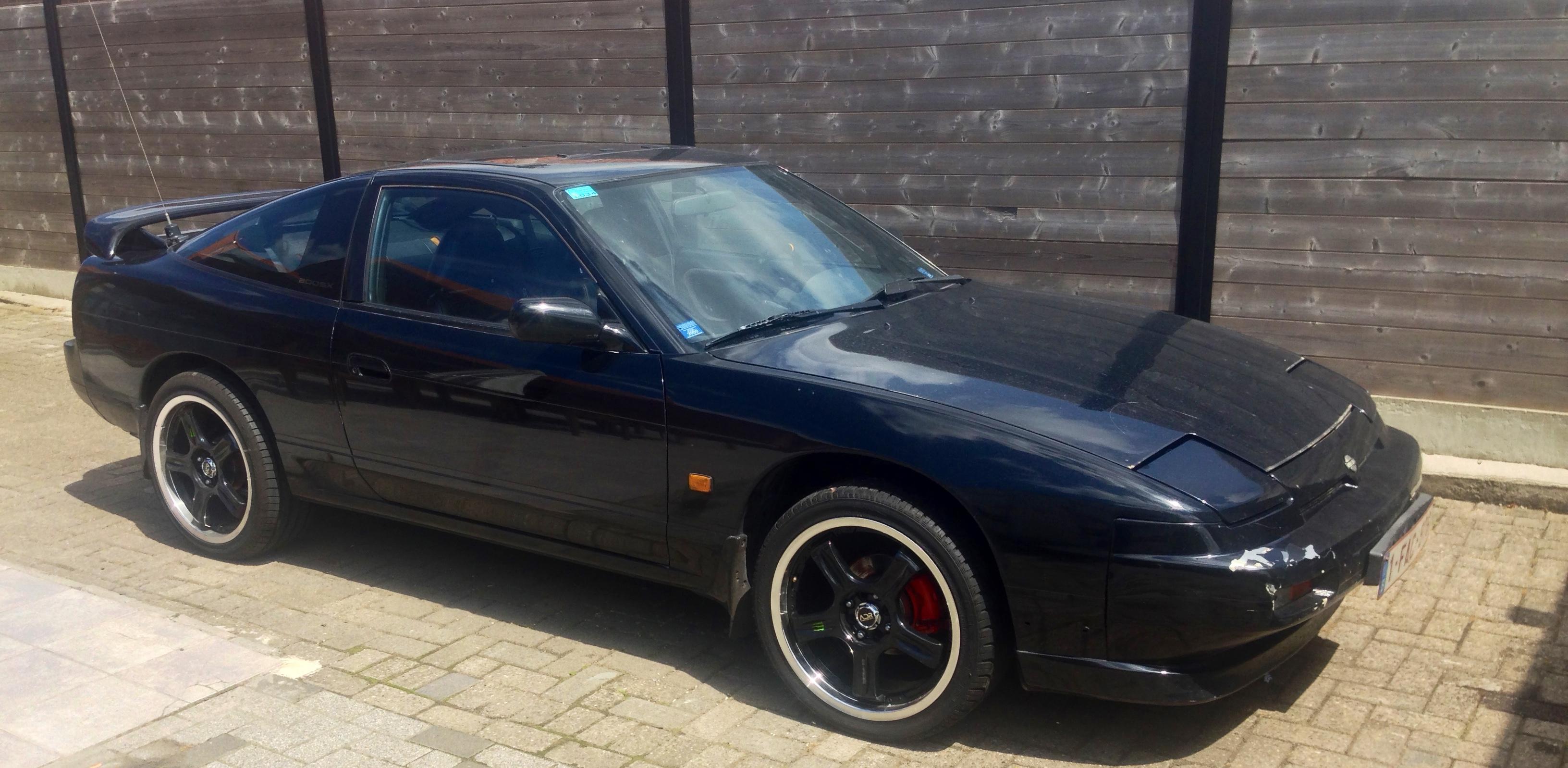 1992 nissan 200sx s13 - Garage nissan 94 creteil ...