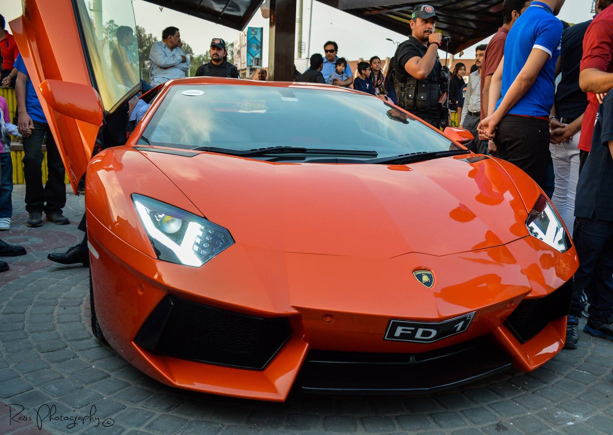 This Is The Only Lamborghini Aventador In Pakistan P D