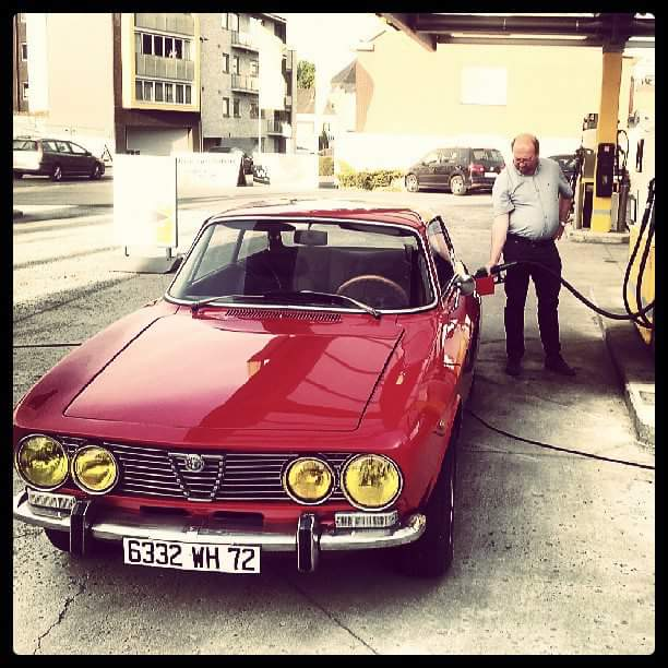 1973 Alfa Romeo 2000 Gtv Coupe Bertone