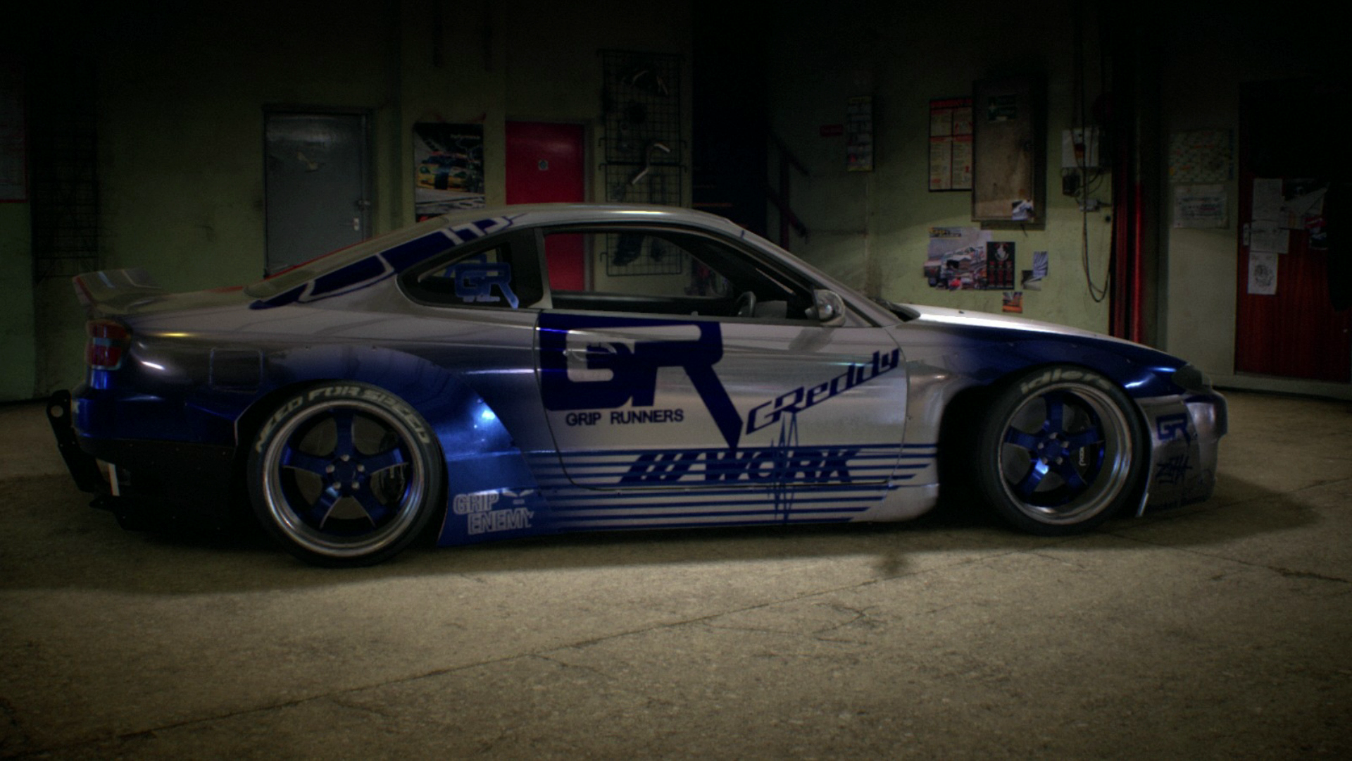 my favorite car need for speed 2015 nissan silvia widebody. Black Bedroom Furniture Sets. Home Design Ideas