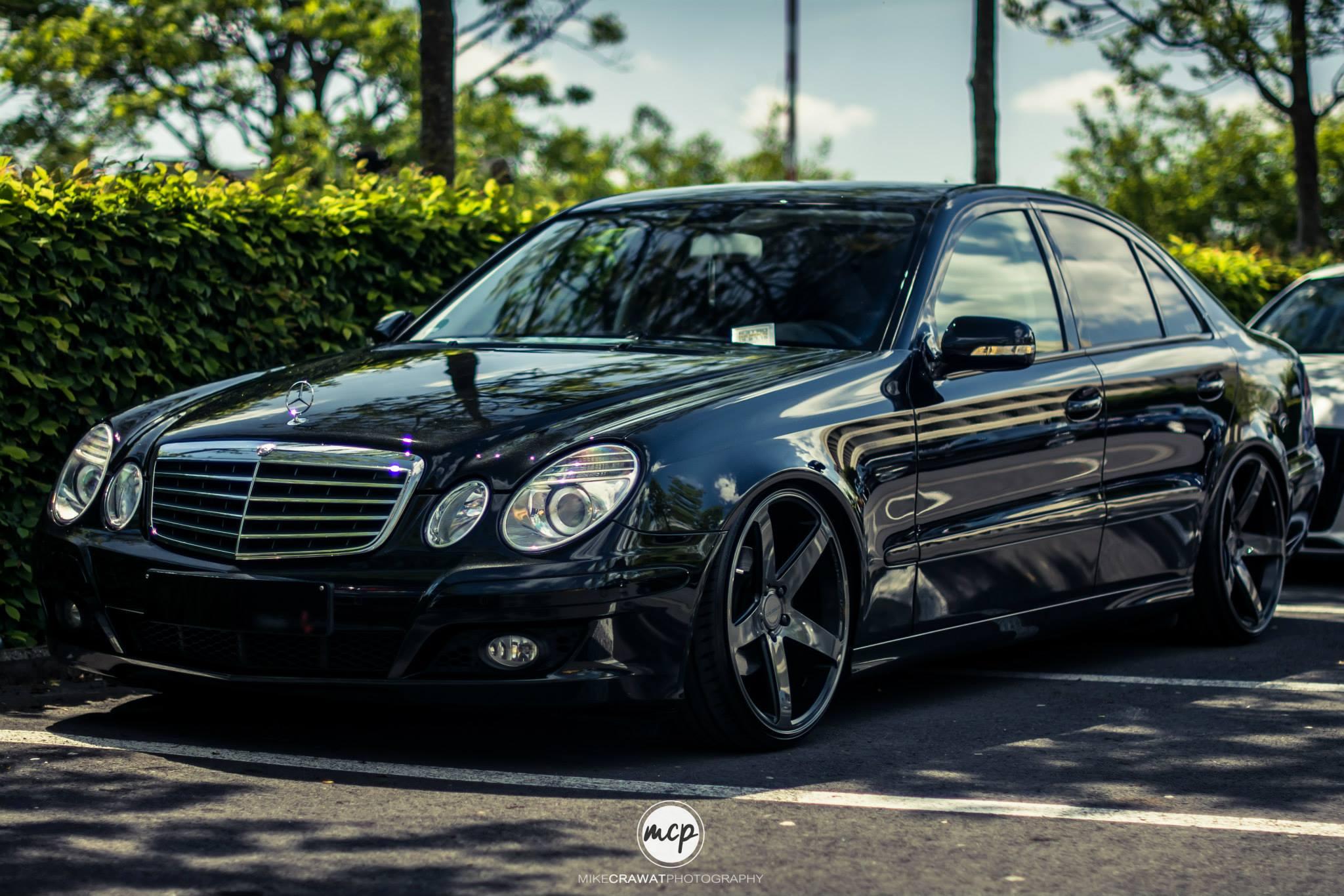 2007 mercedes benz e 200 cdi w211 facelift for Mercedes benz cdi