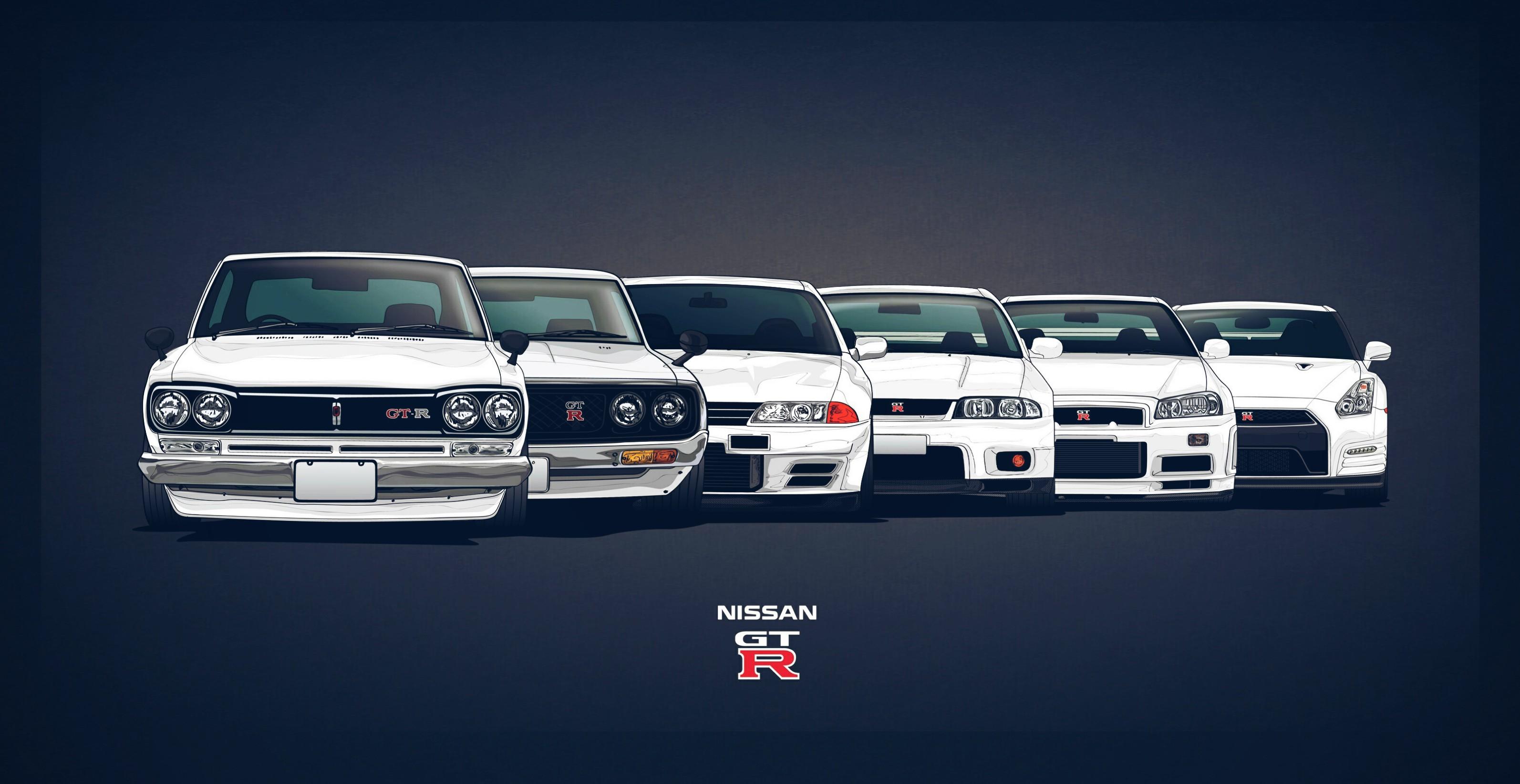 GTR Family.