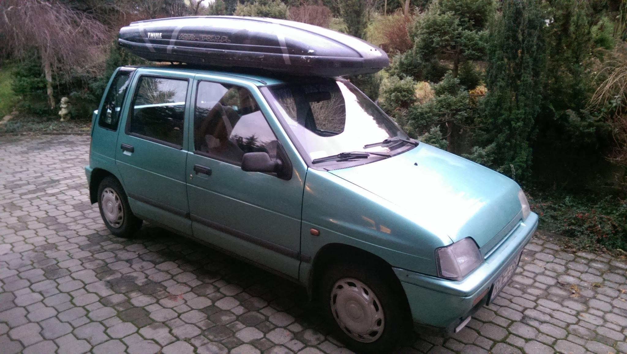 2000 Daewoo Tico SX