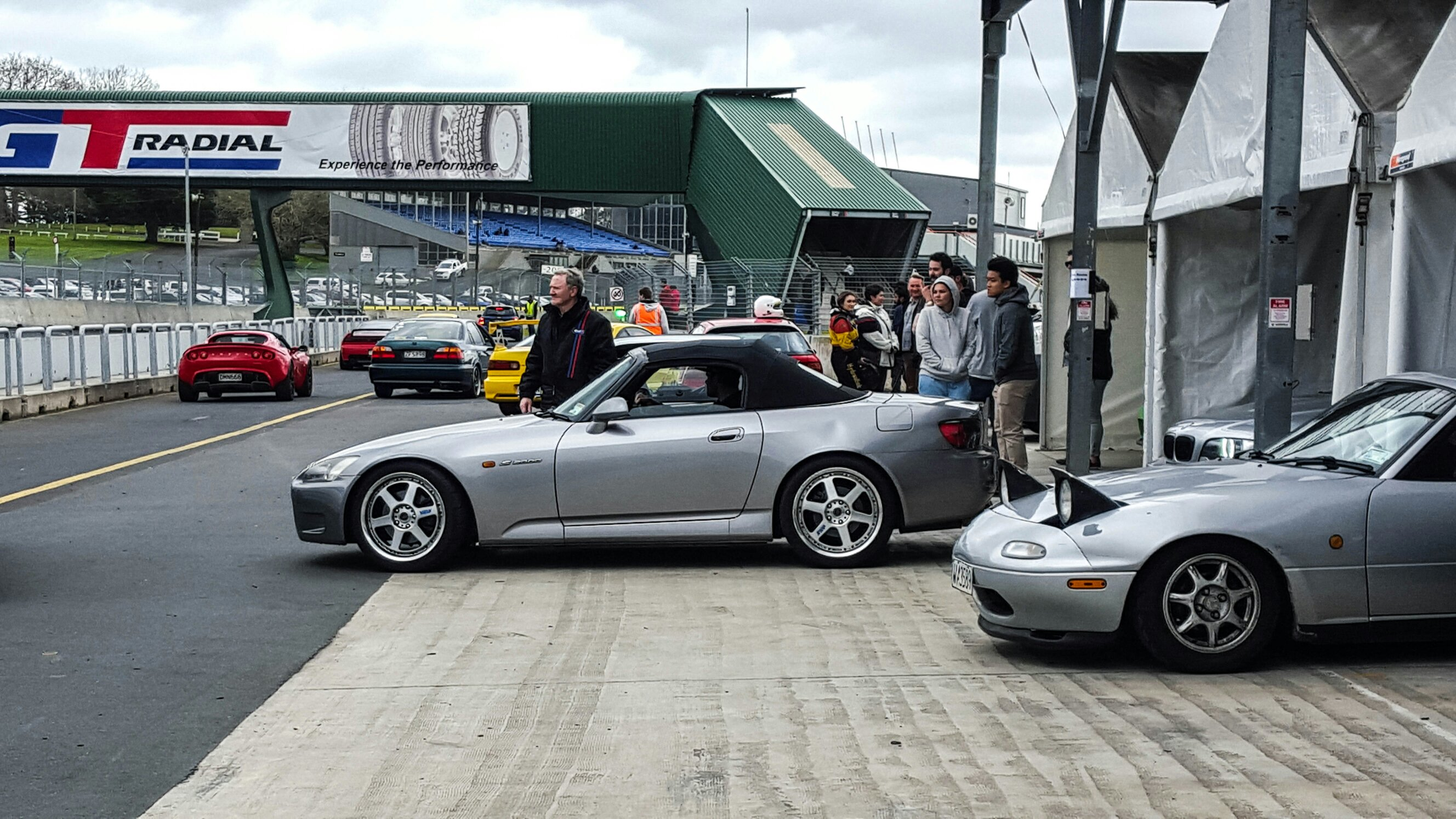 Two Of The Best Japanese Convertible Sport Cars At A Track Day In New  Zealand