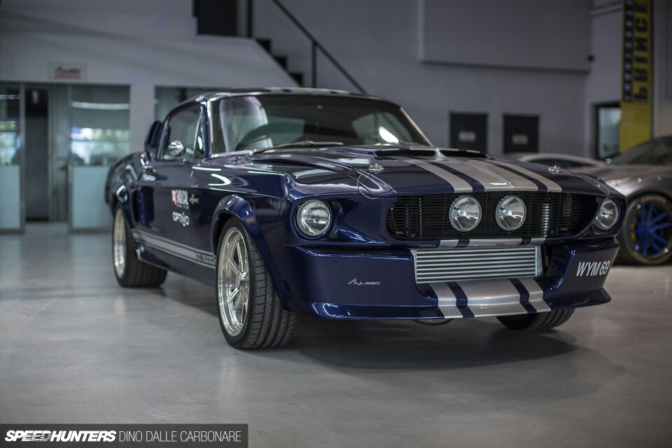 The 1967 Ford Mustang Shelby GT500 is the best car ever made in my ...