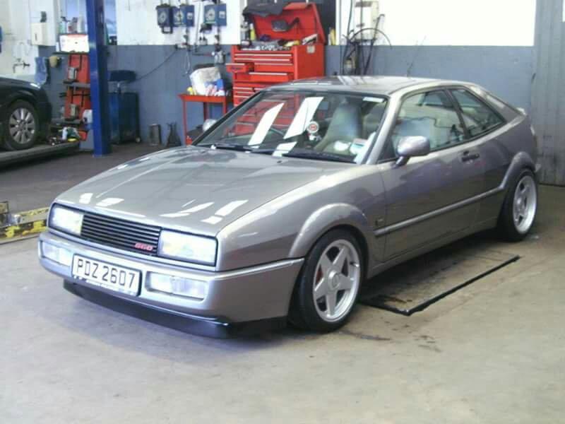 Garage Volkswagen 91
