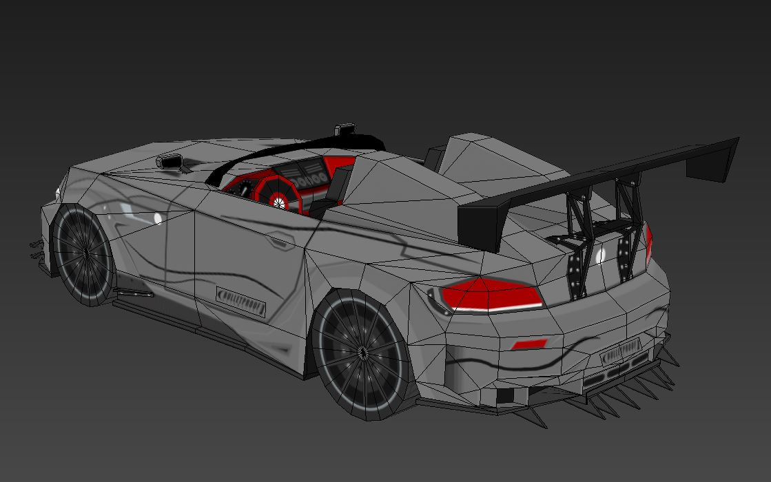 Bulletproof Automotive Bmw Z4 Gt Continuum Wip For Thumb Drift
