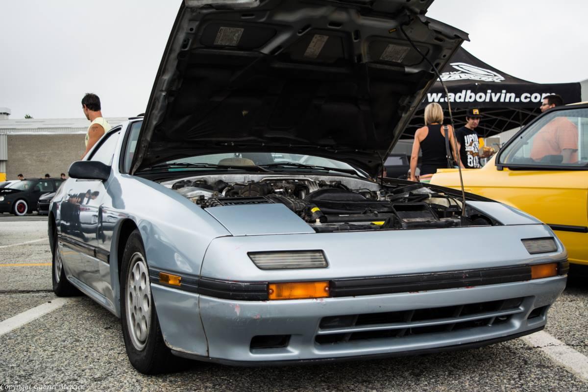 The Rx7 Fc3s Gx The Miata Before The Miata