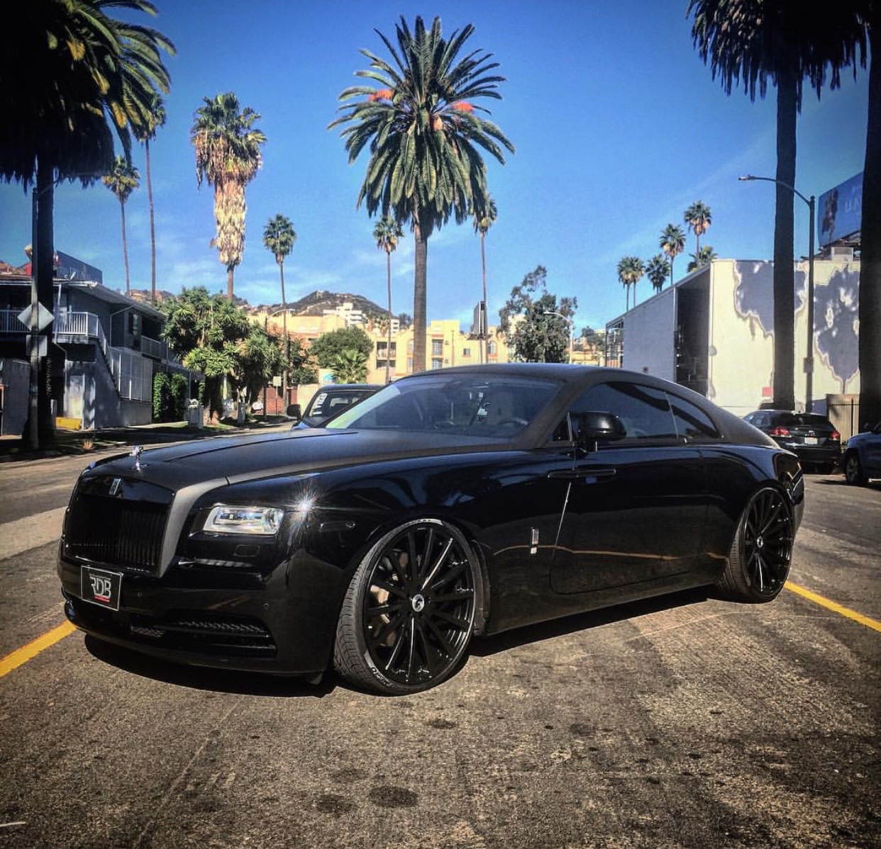 rdbla really know how to make a rolls royce really look good  what do you think