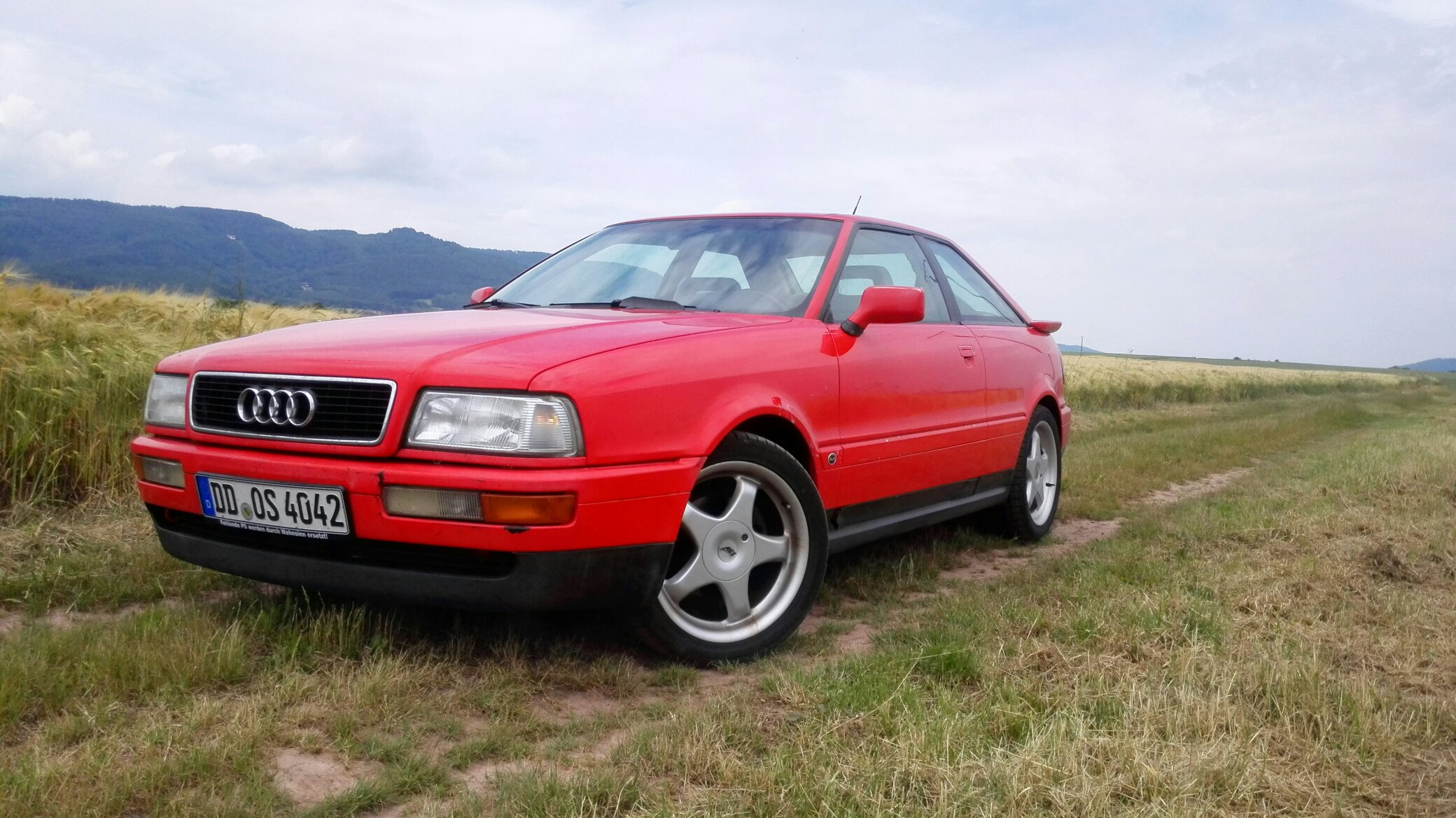 1993 Audi Coupe