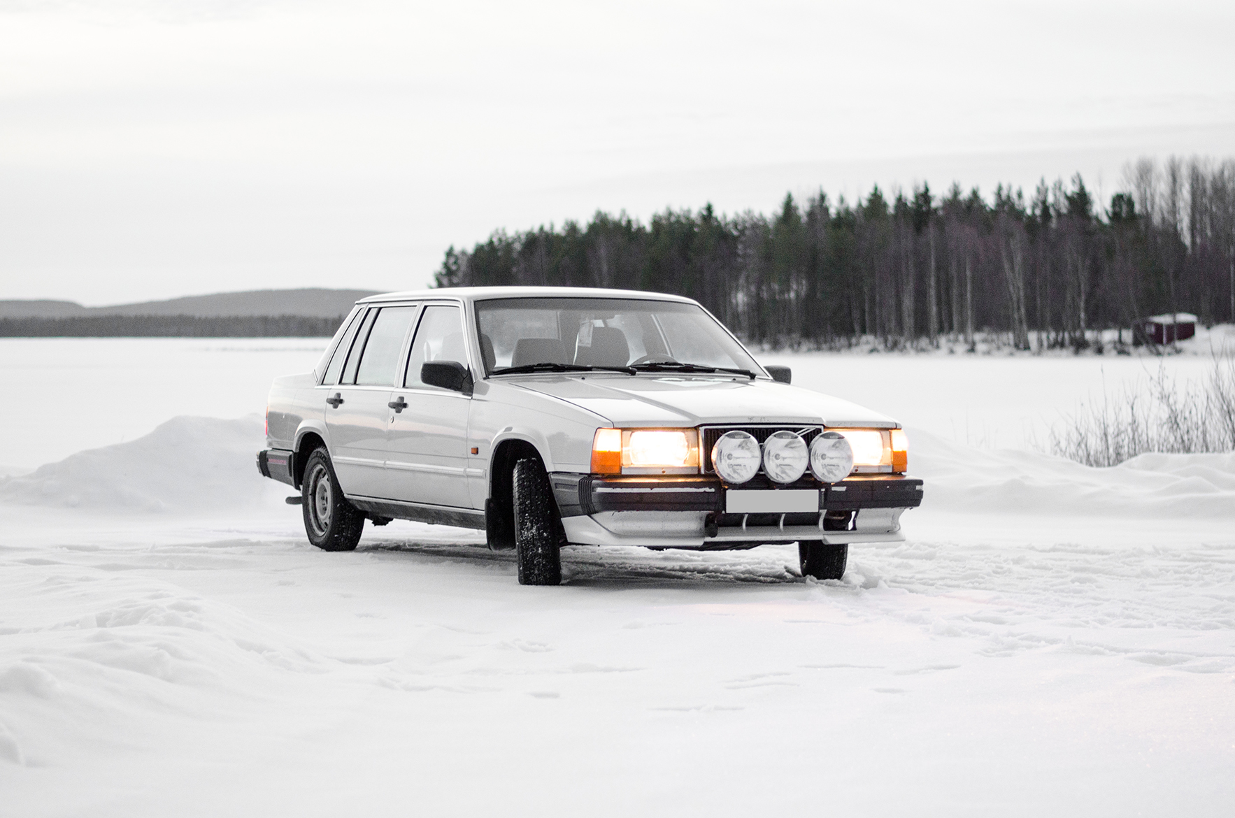 Benz Drift Car >> 8 Reasons Why the Volvo 740 is the Perfect First Car