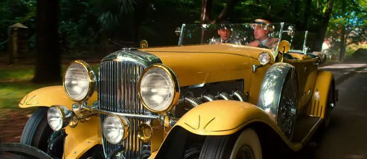 Gatsby Car: Everybody Likes To Party Like A Gatsby, But What About To