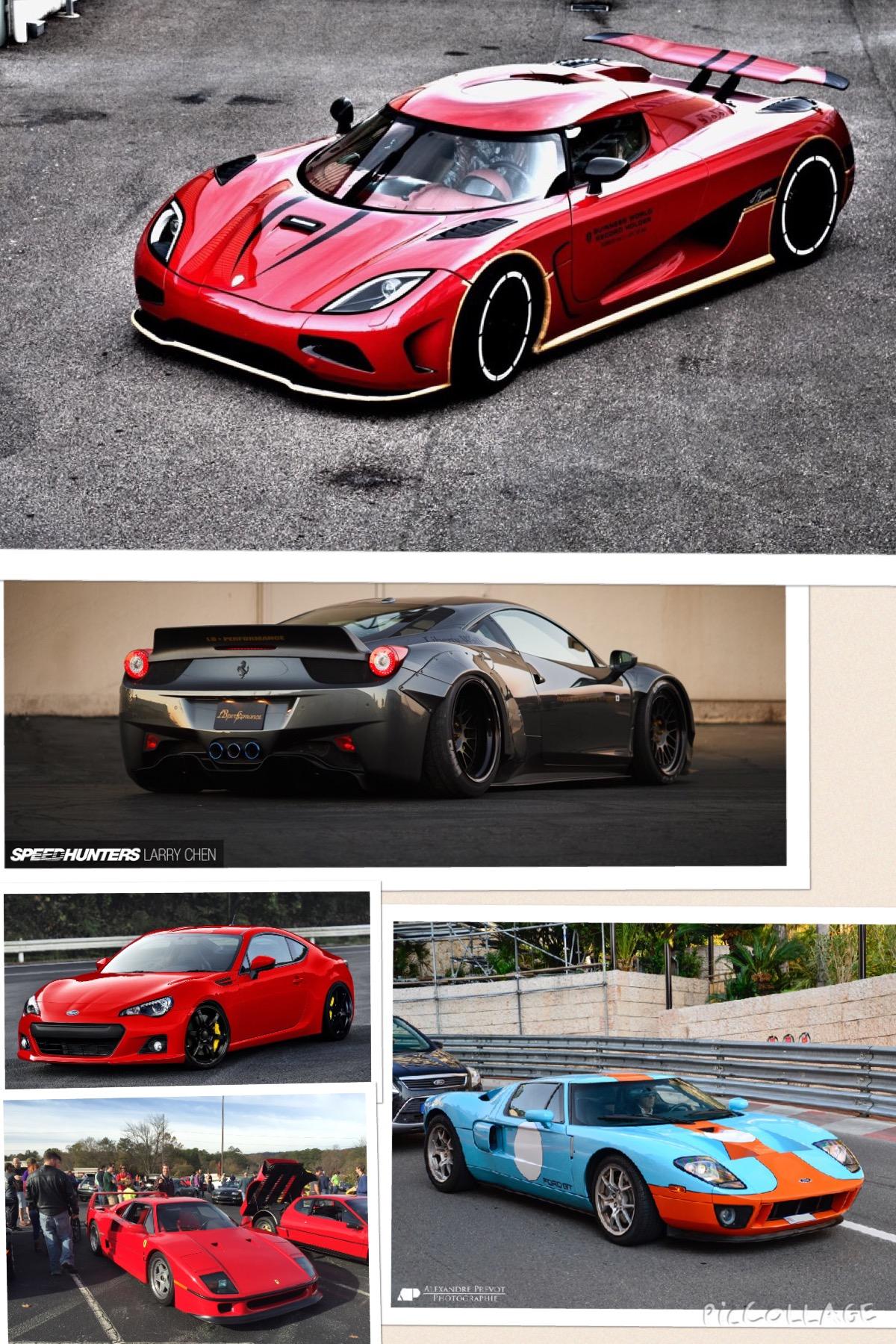 my dreamcar 5 car garage koenigsegg agera r ford gt heritage ford my dreamcar 5 car garage koenigsegg agera r ford gt heritage