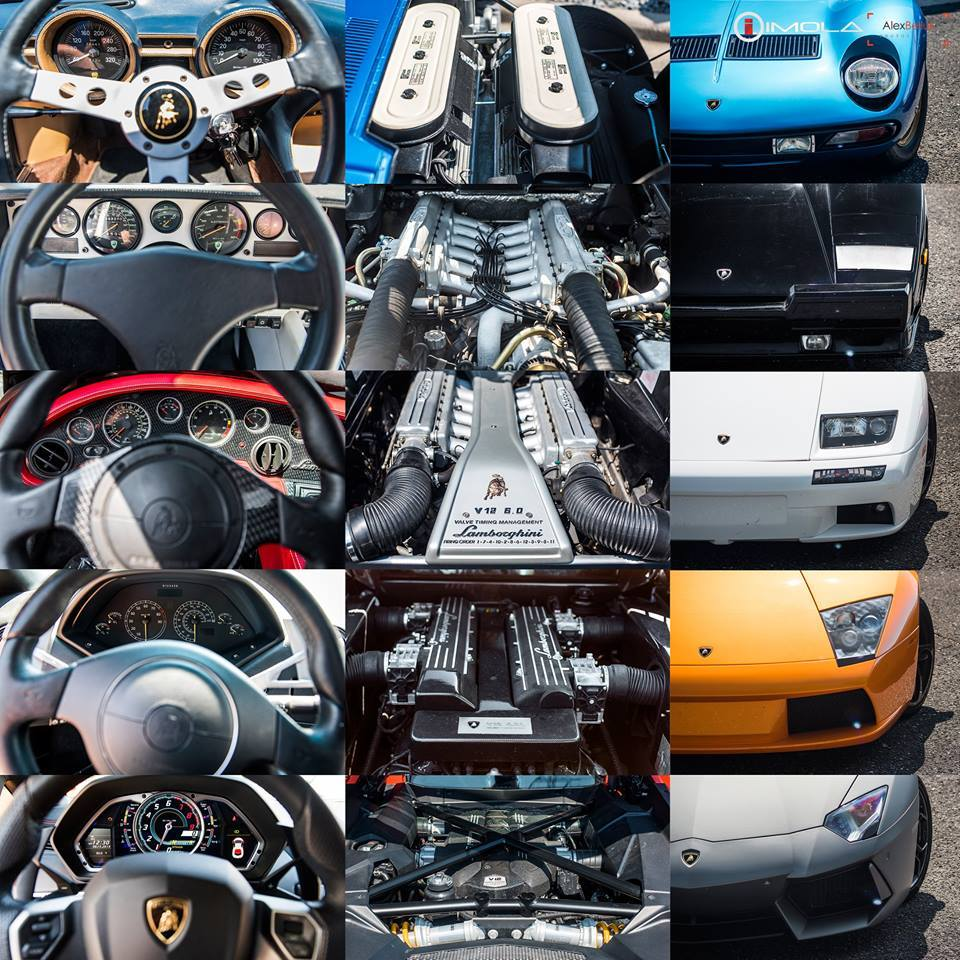 Evoluzione Di Lamborghini