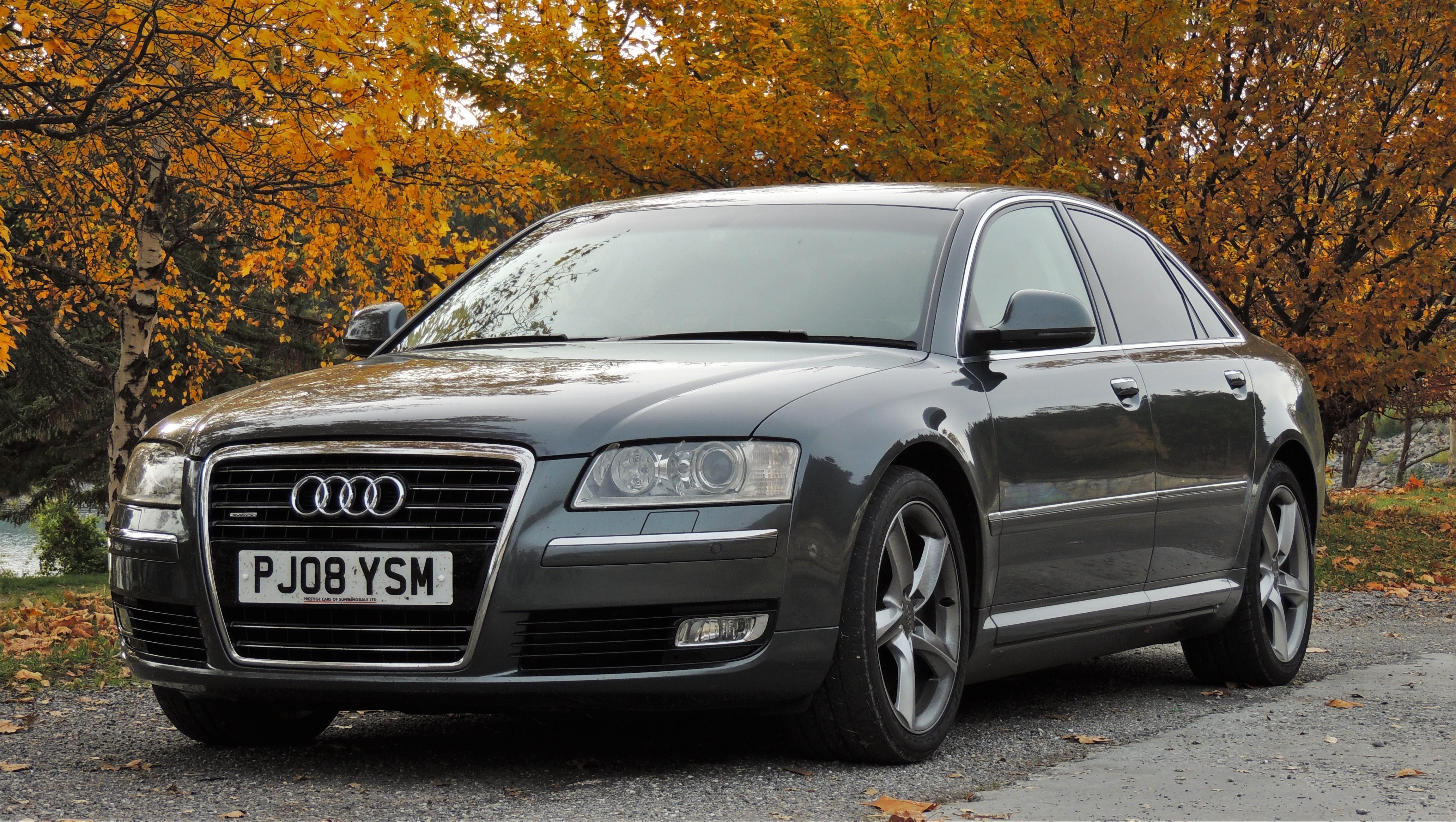 Kekurangan Audi A8 4.2 Murah Berkualitas