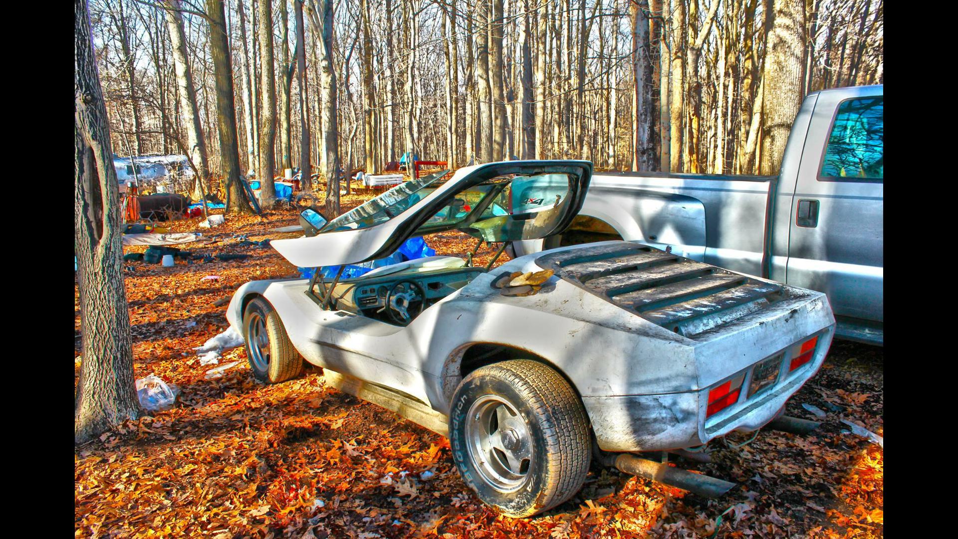 Sterling Kit Car The Car Database
