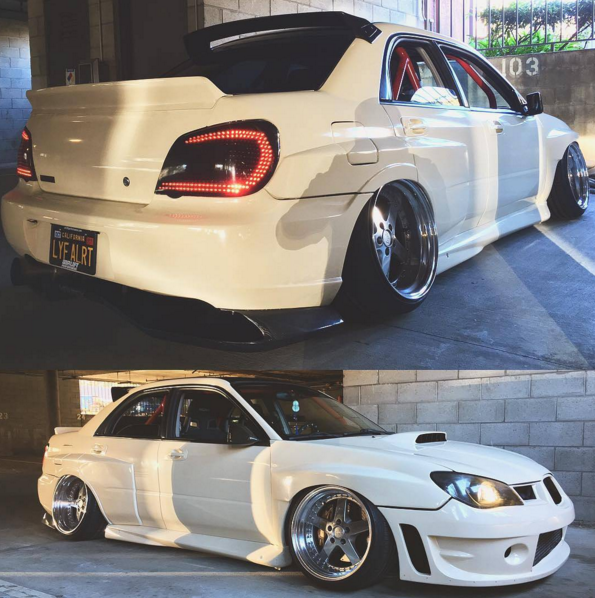 Can We Have A Stance Or Show Car Community? Somewhere To