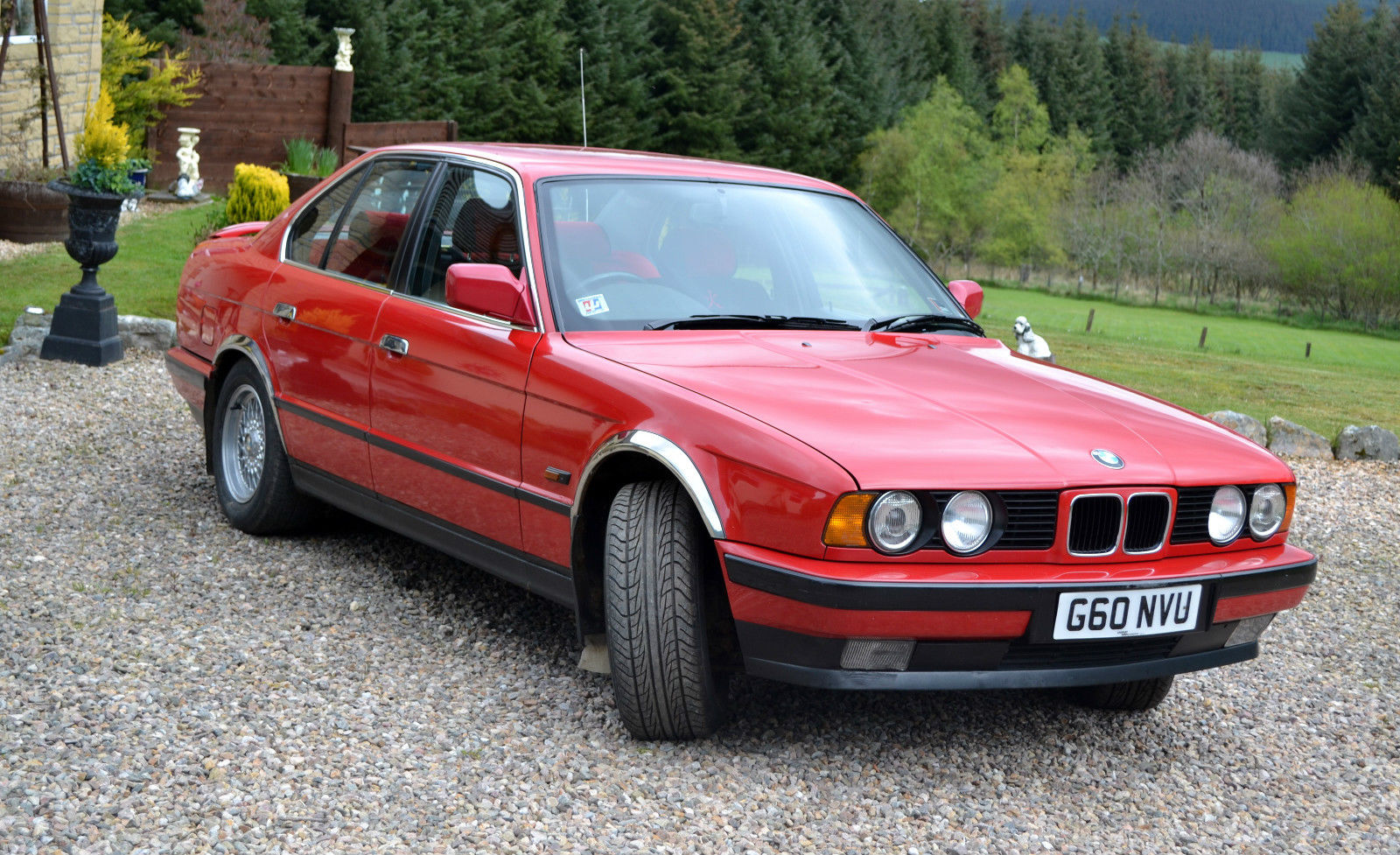 This Is My 1989 E34 Bmw 525i M20b25
